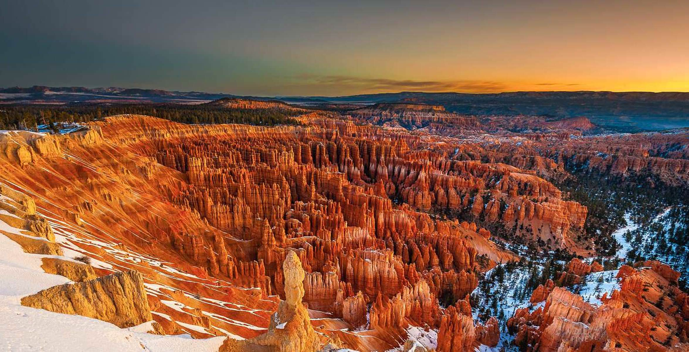Bryce Canyon. Foto: http://hurray-usa.nl/