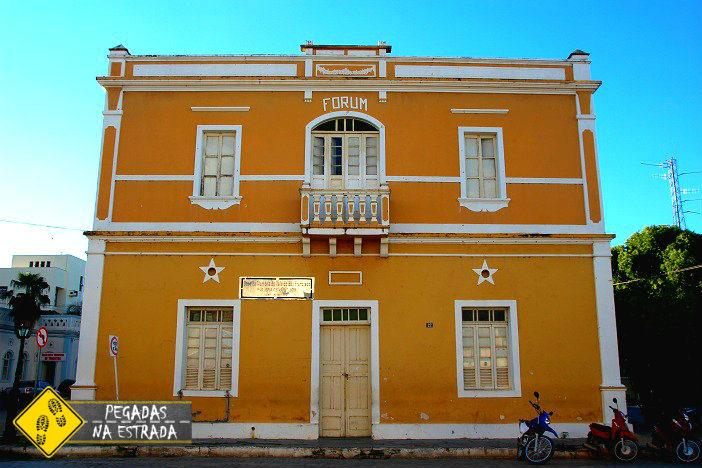 Casa da Memória, Januária. Foto: CFR / Blog Pegadas na Estrada