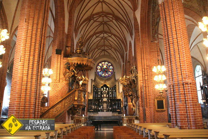 Stockhom Cathedral, Gamla Stan. Photo