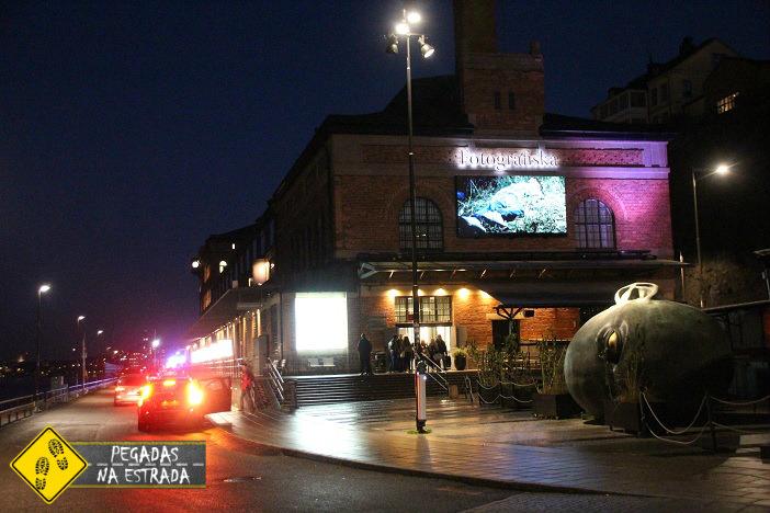 Museu da Fotografia em Estocolmo. Foto: CFR / Blog Pegadas na Estrada