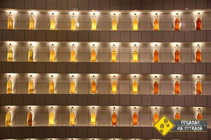 Museu da bebida alcoólica em Estocolmo. Foto: CFR / Blog Pegadas na Estrada