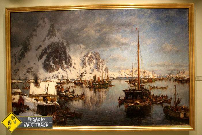 Northern Norway Art Museum. Foto: CFR / Blog Pegadas na Estrada