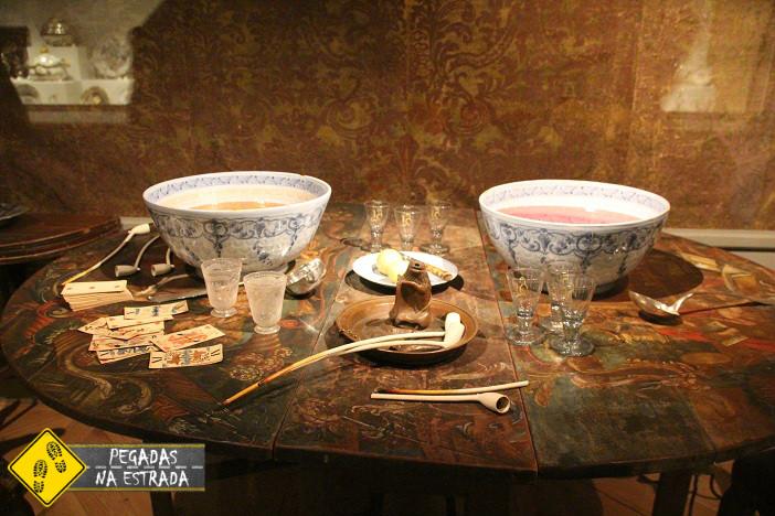 Tradições da Suécia no Nordiska museet. Foto: CFR / Blog Pegadas na Estrada