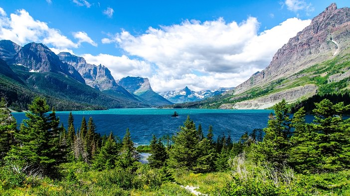 Glacier National Park. Foto: www.thousandwonders.net