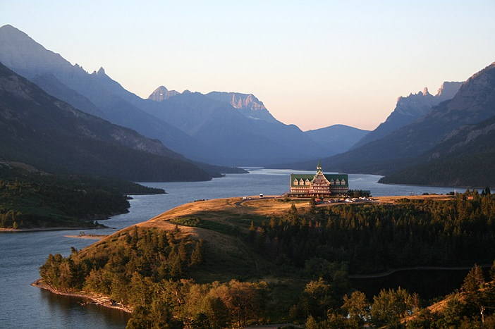 Waterton Lakes National Park. Foto: www.nationalparkcentralreservations.com