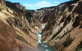 Viagem turismo roteiro atrações Yellowstone National Park
