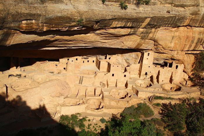 Cliff Palace, Mesa Verde National Park. Foto: CFR / Blog Pegadas na Estrada