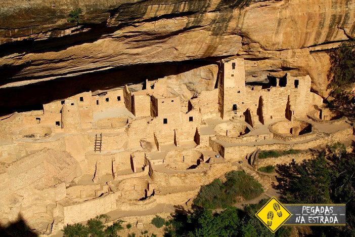 Mesa Verde National Park. Foto: CFR / Blog Pegadas na Estrada