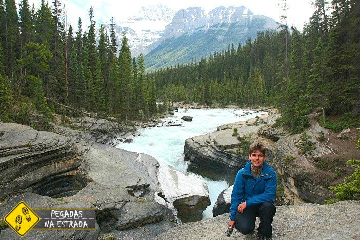 Mistaya Canyon Canadá