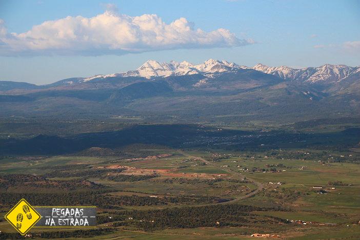 Scenic Drive, Mesa Verde National Park. Foto: CFR / Blog Pegadas na Estrada
