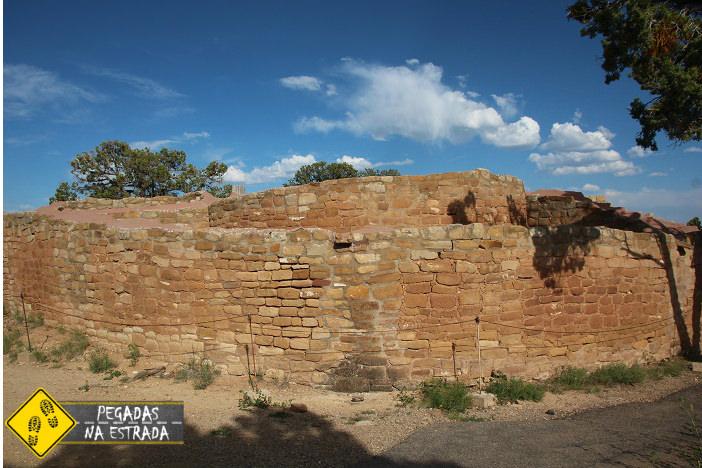 Sun Temple, Mesa Verde National Park. Foto: CFR / Blog Pegadas na Estrada