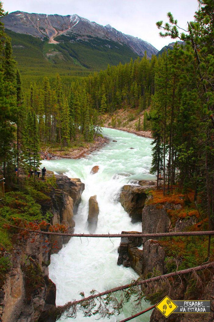 roteiro montanhas rochosas Canadá
