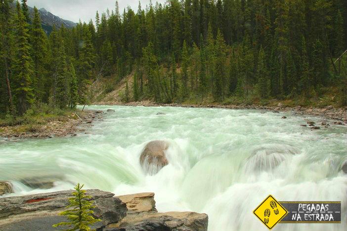 Viagem parques nacionais canadenses
