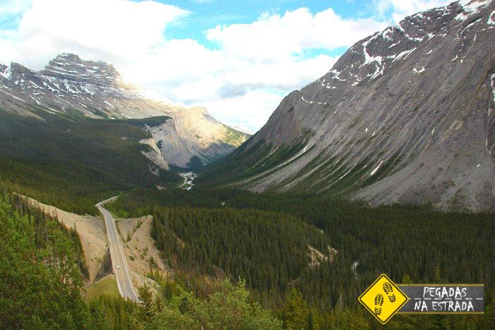 Sunwapta Pass Icefields Parkway
