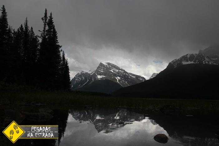 Waterfowl Lakes Jasper