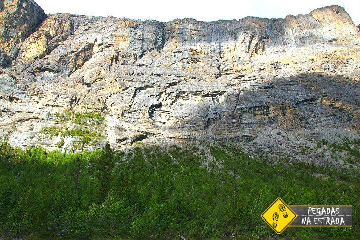Weeping Wall, Jasper. Foto: CFR / Blog Pegadas na Estrada