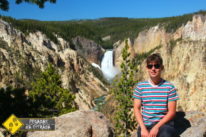 Artist Point Yellowstone atrações guia