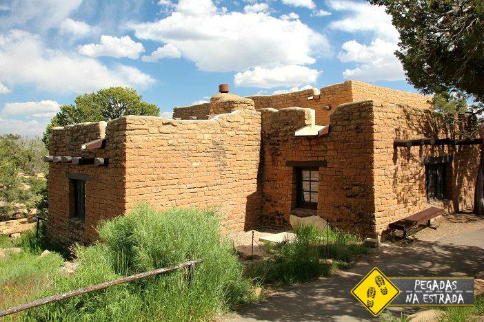 Museu Chapin Mesa Archeological, Mesa Verde National Park. Foto: CFR / Blog Pegadas na Estrada