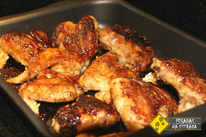 frango assado gastronomia americana curso de culinária
