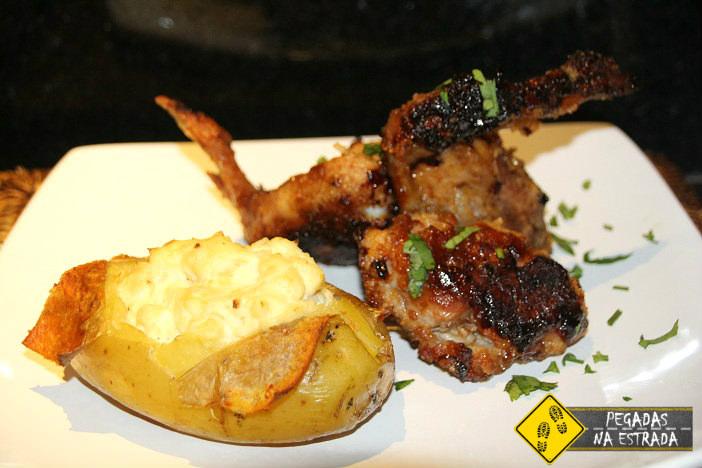 frango batata gastronomia americana receitas fáceis