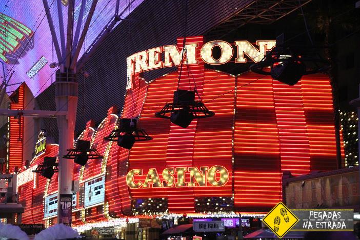 Cassino Freemont, Las Vegas. Foto: CFR / Blog Pegadas na Estrada