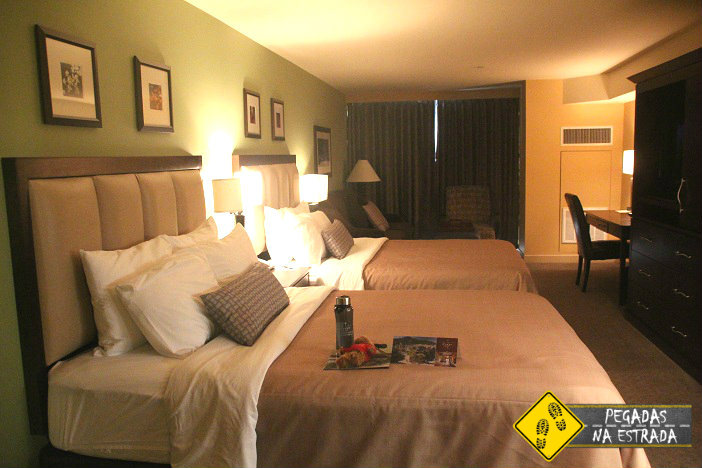 Melhor hotel em Whistler