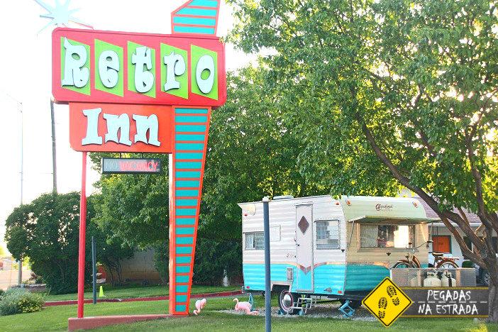 Hotel Retro Inn, Cortez. Foto: CFR / Blog Pegadas na Estrada
