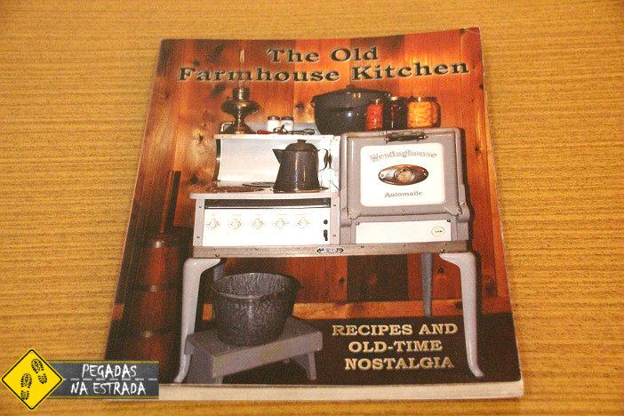 gastronomia americana curso culinária livro receitas