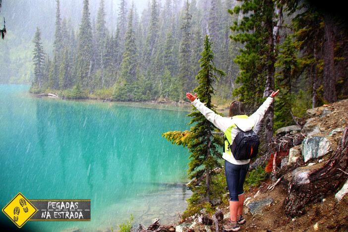 Joffre Lake canada