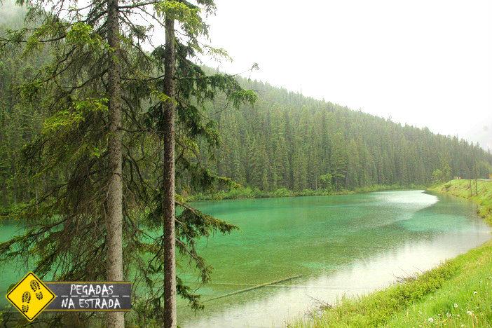 Olive Lake Kootenay National Park