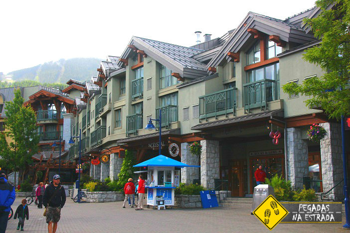 Hotel Crystal Lodge & Suítes Whistler