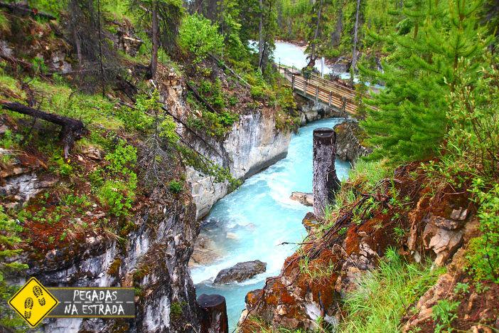trilha Kootenay Canada