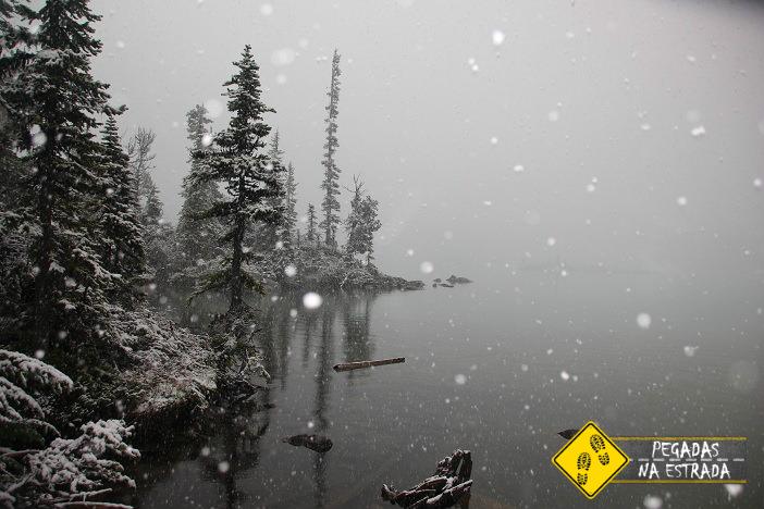 Upper Joffre Lakes. Foto: CFR / Blog Pegadas na Estrada