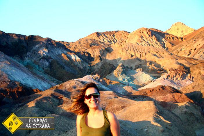 Roteiro 1 dia Vale da Morte Califórnia