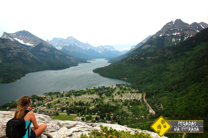 O que fazer no Waterton Lakes National Park