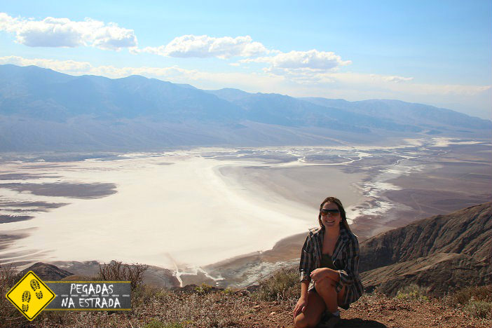 Dantes View Death Valley California
