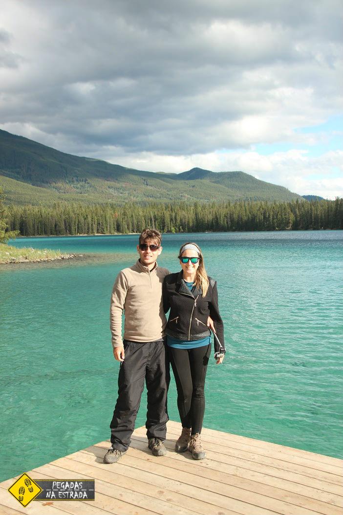 Edith Lake Jasper Canada
