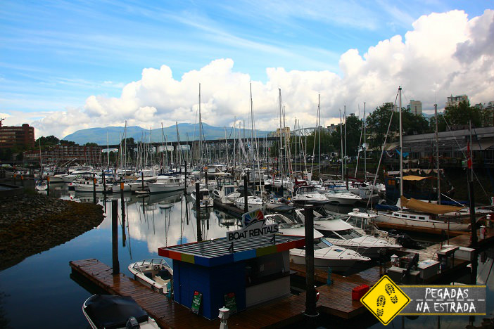 Grandville Island Vancouver