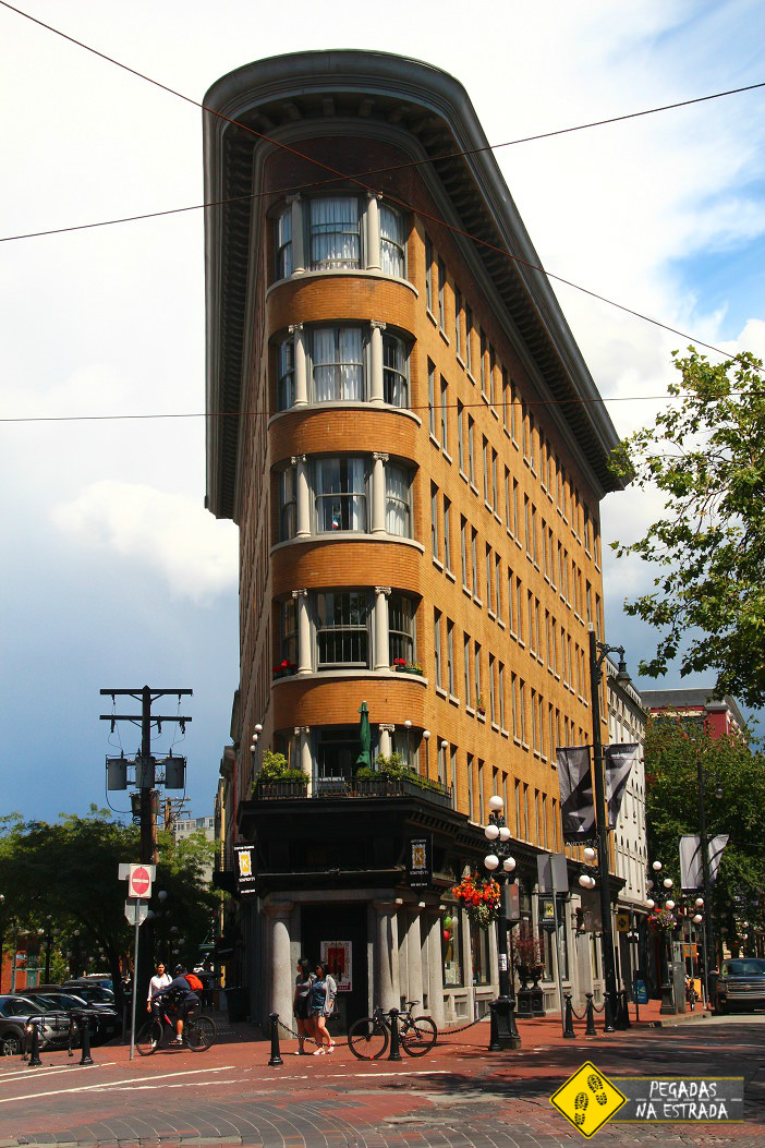 centro histórico de Vancouver