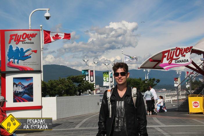 FlyOver Vancouver Canadá