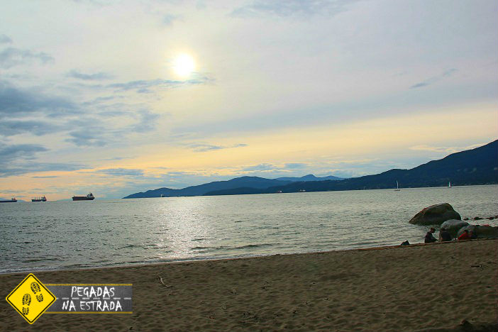 Third Beach Stanley Park Vancouver