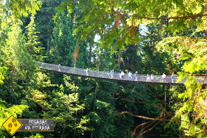 Capilano Suspension Bridge Park, Vancouve