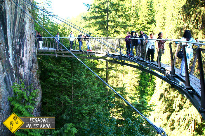 Cliffwalk Capilano Vancouver