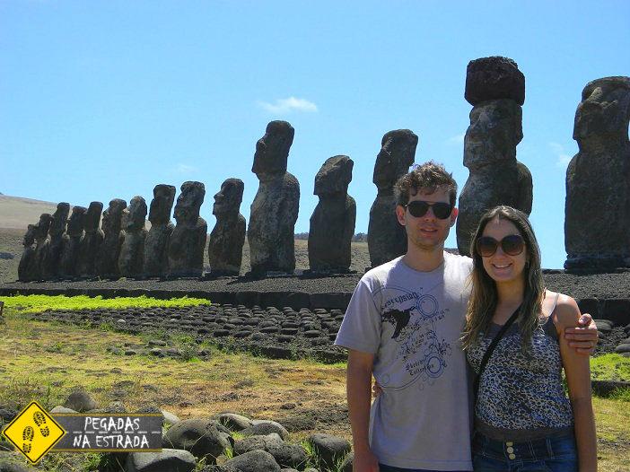 Ilha de Páscoa Chile Unesco