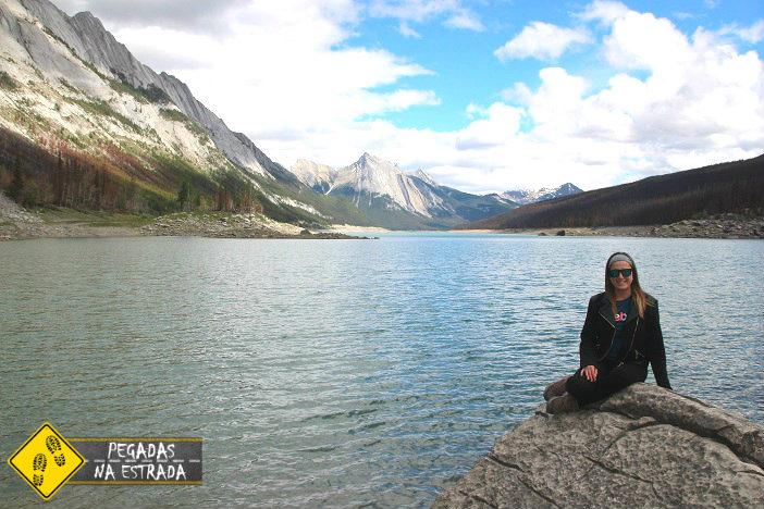 lagos Canadá