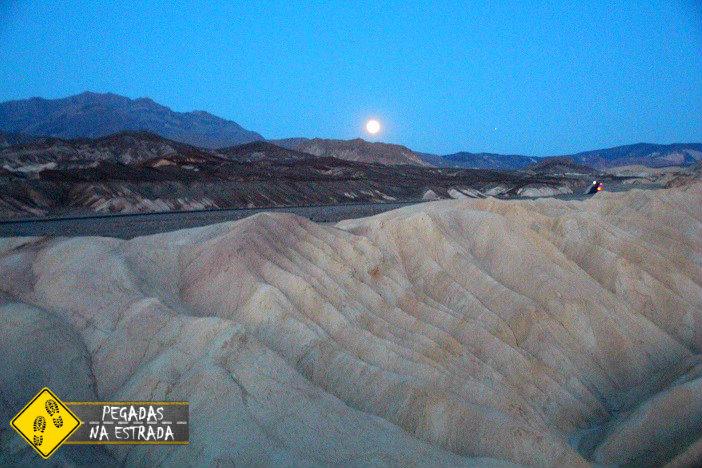 O que fazer no Vale da Morte Califórnia