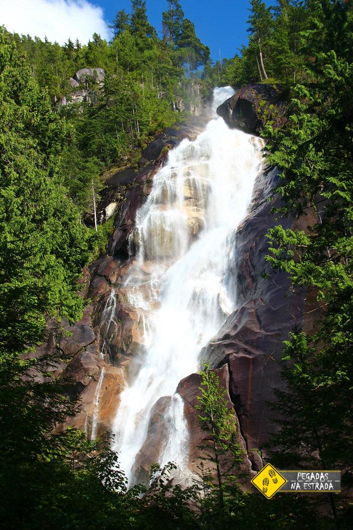 Shannon Falls Provincial Park Vancouver