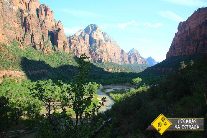 Trilha Kayenta Zion National Park