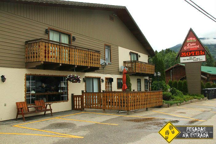 Hotel Valemount Canadá