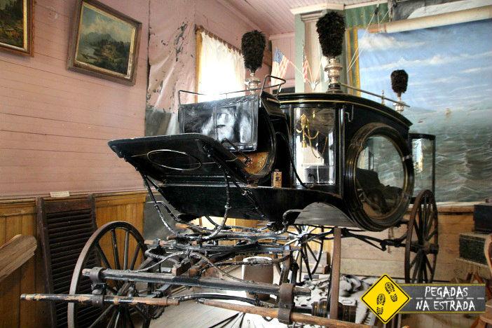 museu de Bodie